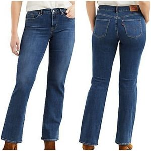 Levi's 545 Low-Boot Cut Jeans